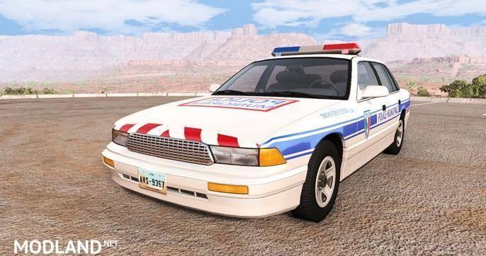 Gavril Grand Marshall Police Municipale [0.9.0]